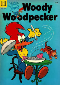Cover Thumbnail for Walter Lantz Woody Woodpecker (Dell, 1952 series) #30