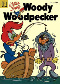Cover Thumbnail for Walter Lantz Woody Woodpecker (Dell, 1952 series) #31