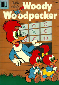 Cover Thumbnail for Walter Lantz Woody Woodpecker (Dell, 1952 series) #40