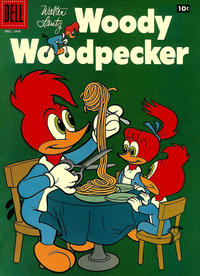 Cover Thumbnail for Walter Lantz Woody Woodpecker (Dell, 1952 series) #46