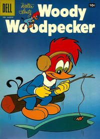 Cover Thumbnail for Walter Lantz Woody Woodpecker (Dell, 1952 series) #47