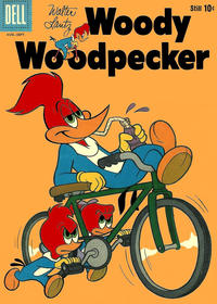 Cover Thumbnail for Walter Lantz Woody Woodpecker (Dell, 1952 series) #62