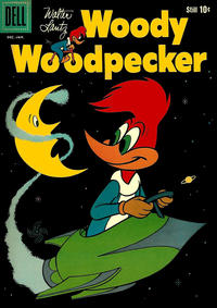 Cover Thumbnail for Walter Lantz Woody Woodpecker (Dell, 1952 series) #64