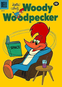 Cover Thumbnail for Walter Lantz Woody Woodpecker (Dell, 1952 series) #65