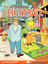 Cover Thumbnail for Eightball (Fantagraphics, 1989 series) #22