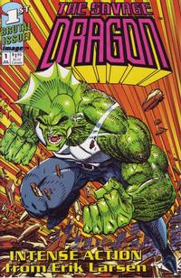Cover Thumbnail for The Savage Dragon (Image, 1992 series) #1