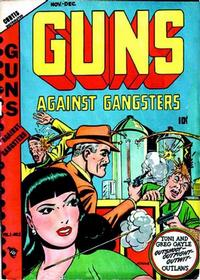 Cover Thumbnail for Guns Against Gangsters (Novelty / Premium / Curtis, 1948 series) #v1#2 [2]