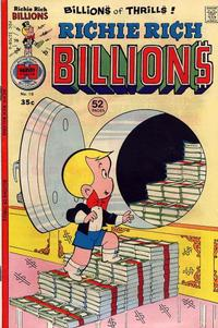 Cover Thumbnail for Richie Rich Billions (Harvey, 1974 series) #10