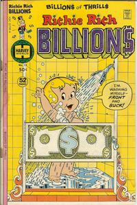 Cover Thumbnail for Richie Rich Billions (Harvey, 1974 series) #19