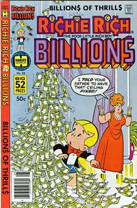 Cover Thumbnail for Richie Rich Billions (Harvey, 1974 series) #28