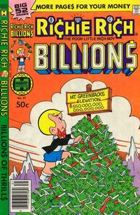 Cover Thumbnail for Richie Rich Billions (Harvey, 1974 series) #31