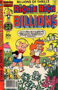 Cover Thumbnail for Richie Rich Billions (Harvey, 1974 series) #41