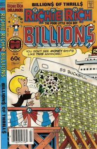Cover Thumbnail for Richie Rich Billions (Harvey, 1974 series) #47