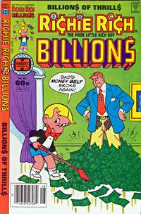 Cover Thumbnail for Richie Rich Billions (Harvey, 1974 series) #48