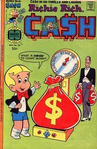 Cover Thumbnail for Richie Rich Cash (Harvey, 1974 series) #20