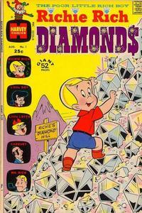 Cover Thumbnail for Richie Rich Diamonds (Harvey, 1972 series) #1