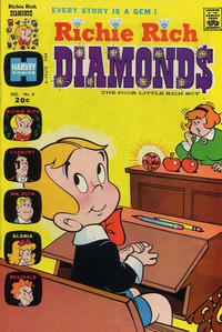 Cover Thumbnail for Richie Rich Diamonds (Harvey, 1972 series) #9