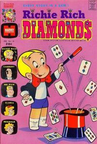 Cover Thumbnail for Richie Rich Diamonds (Harvey, 1972 series) #10