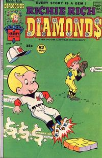 Cover Thumbnail for Richie Rich Diamonds (Harvey, 1972 series) #24