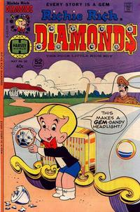Cover Thumbnail for Richie Rich Diamonds (Harvey, 1972 series) #30