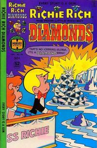 Cover Thumbnail for Richie Rich Diamonds (Harvey, 1972 series) #34