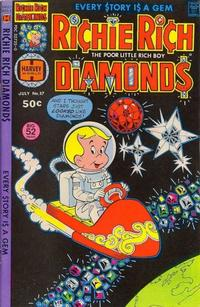 Cover Thumbnail for Richie Rich Diamonds (Harvey, 1972 series) #37