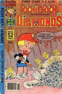 Cover Thumbnail for Richie Rich Diamonds (Harvey, 1972 series) #39