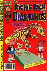 Cover Thumbnail for Richie Rich Diamonds (Harvey, 1972 series) #42