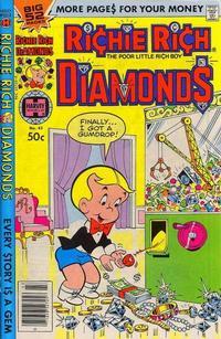 Cover Thumbnail for Richie Rich Diamonds (Harvey, 1972 series) #43