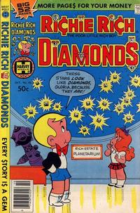 Cover Thumbnail for Richie Rich Diamonds (Harvey, 1972 series) #45