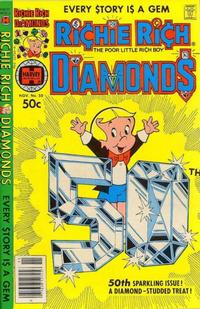 Cover Thumbnail for Richie Rich Diamonds (Harvey, 1972 series) #50
