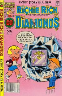 Cover Thumbnail for Richie Rich Diamonds (Harvey, 1972 series) #53