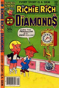Cover Thumbnail for Richie Rich Diamonds (Harvey, 1972 series) #54