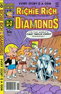 Cover Thumbnail for Richie Rich Diamonds (Harvey, 1972 series) #55