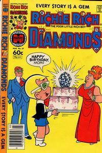 Cover Thumbnail for Richie Rich Diamonds (Harvey, 1972 series) #57