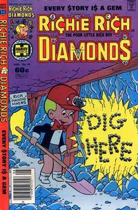 Cover Thumbnail for Richie Rich Diamonds (Harvey, 1972 series) #59