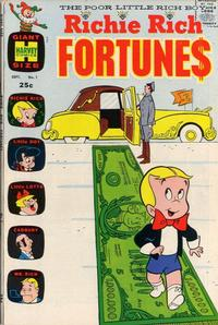 Cover Thumbnail for Richie Rich Fortunes (Harvey, 1971 series) #1