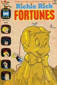 Cover Thumbnail for Richie Rich Fortunes (Harvey, 1971 series) #2
