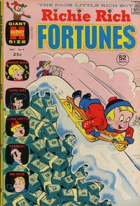 Cover Thumbnail for Richie Rich Fortunes (Harvey, 1971 series) #4