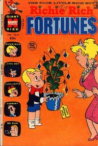 Cover Thumbnail for Richie Rich Fortunes (Harvey, 1971 series) #8