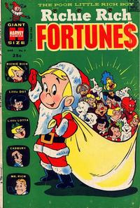 Cover Thumbnail for Richie Rich Fortunes (Harvey, 1971 series) #9