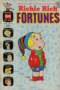 Cover Thumbnail for Richie Rich Fortunes (Harvey, 1971 series) #10