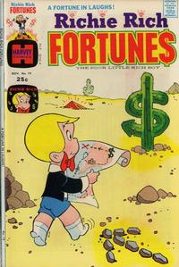 Cover Thumbnail for Richie Rich Fortunes (Harvey, 1971 series) #19