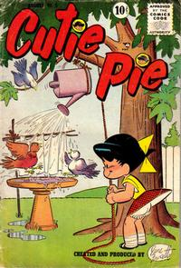 Cover Thumbnail for Cutie Pie (Lev Gleason, 1955 series) #5