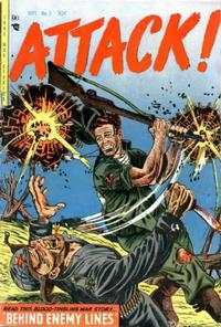 Cover Thumbnail for Attack! (Trojan Magazines, 1953 series) #5