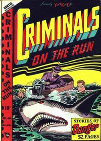 Cover Thumbnail for Criminals on the Run (Novelty / Premium / Curtis, 1948 series) #v4#4
