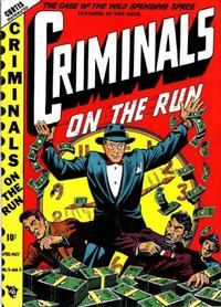 Cover Thumbnail for Criminals on the Run (Novelty / Premium / Curtis, 1948 series) #v4#6