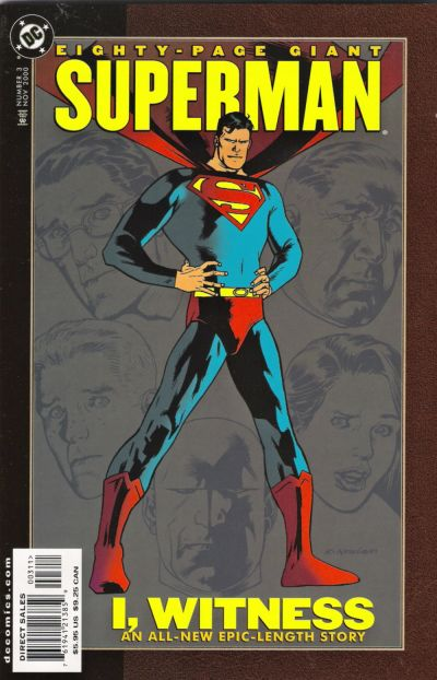 Cover for Superman 80-Page Giant (DC, 1999 series) #3