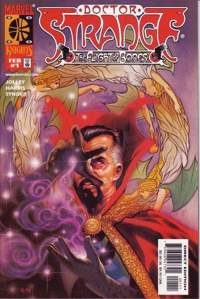 Cover for Doctor Strange (Marvel, 1999 series) #1