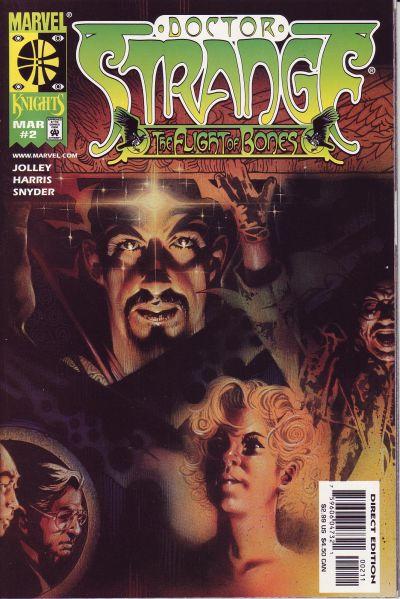 Cover for Doctor Strange (Marvel, 1999 series) #2